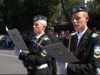 Візит Міністра оборони України до Військової академії (м. Одеса)