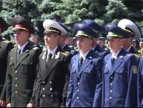 Випуск курсантів Військової академії (м.Одеса) 2013 рік