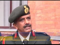 Делегація військовослужбовців Збройних Сил Республіки Індія